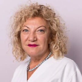 mr sci. med. dr Gordana Suvajac